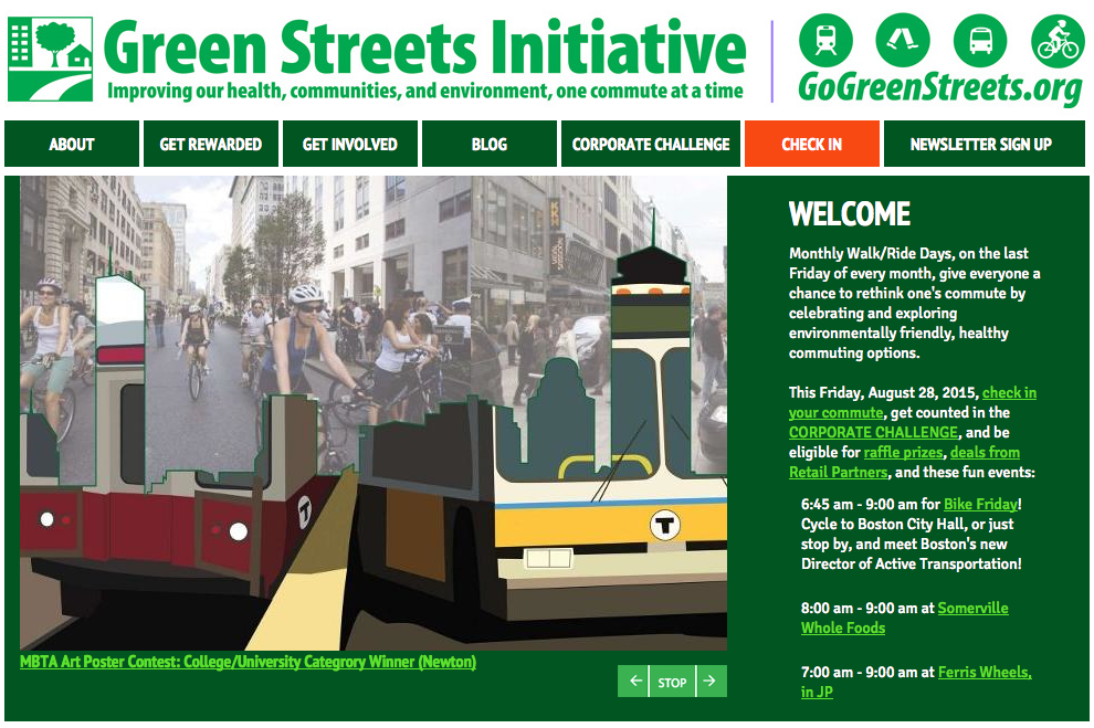 green streets site full view